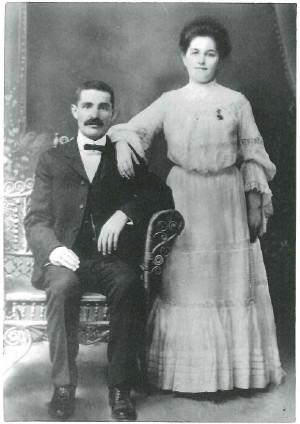 04 David and Rachel Poliakoff, c.1904