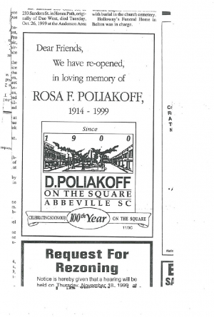 23 Poliakoff Reopening