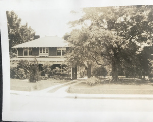 David and Gussie Rogol's house on Church Street